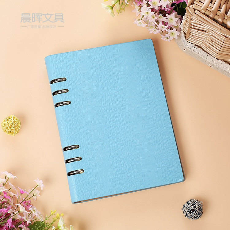2017 A5 Cultural creative gift stationery notepad loose-leaf notebooks note book agenda journal office school students supplies john mattone cultural transformations