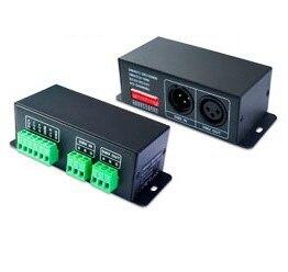 Original LT-DMX-58806 , DMX-SPI led DMX Decoder, Output digital driving IC such as TM1803, TM1804,UCS1903, UCS1909, UCS1, WS2811