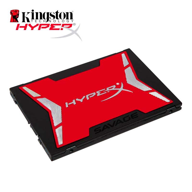 Kingston SSD ГБ 480 ГБ 240 ГБ Внутренний твердотельный накопитель 240 г SATA III игровой HDD HD SSD жесткий диск HyperX Savag для ноутбука