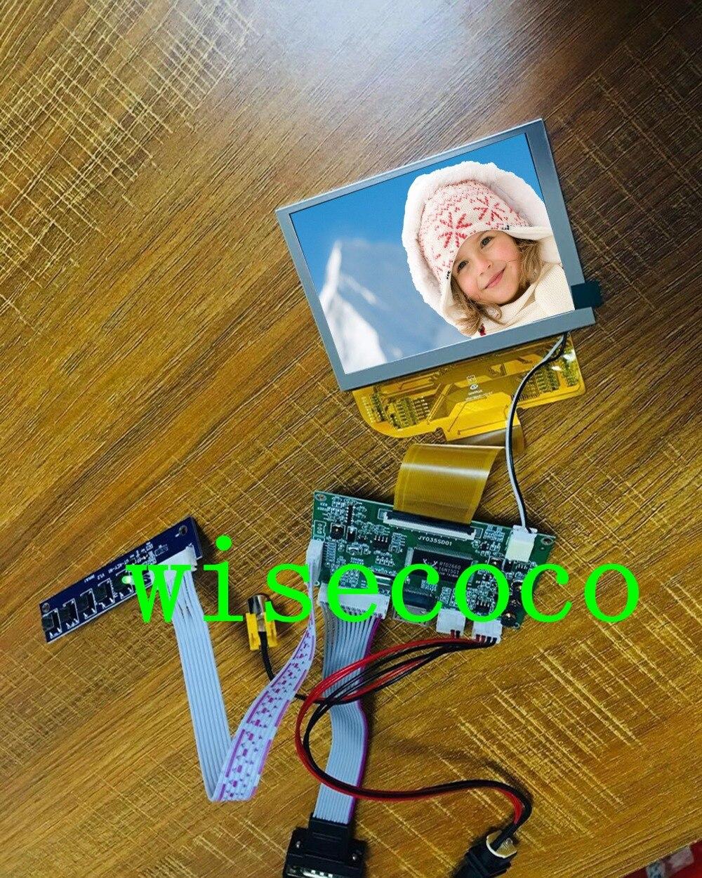 3.5 polegada 800x600 Painel Lcd com HDMI AV VGA Placa do Drive