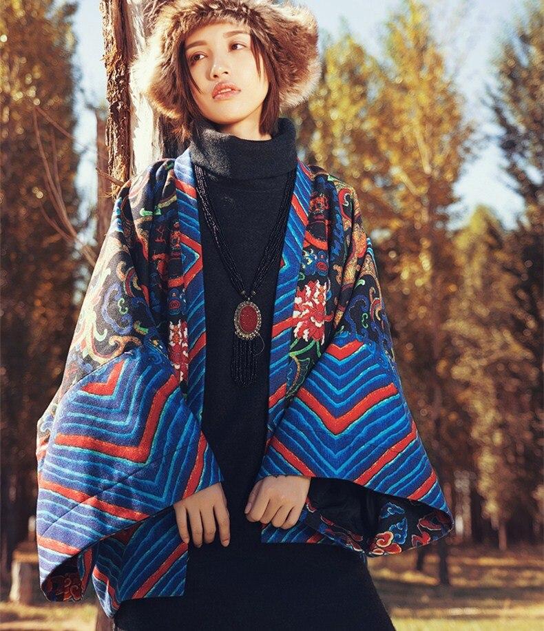 Calm and Quiet [HITORI ♥] AIGYPTOS-Aporie-Comme-automne-hiver-femmes-vintage-impression-surv-tement-de-laine-style-japonais-kimono-manches