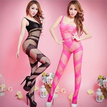 Sexy lingerie hot costumes one shoulder underwear coveralls bodystocking sex products bady doll erotic lingerie sleepwear women