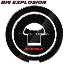 3D Carbon stickers motorcycle gas tank For Honda CBR CBR600RR CBR900RR CBR1000RR CBR1100XX