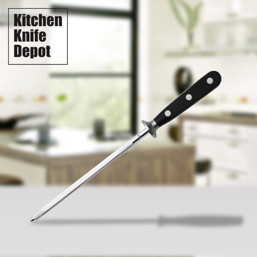 song honing steel sharpening for kitchen blade knife chef grind in sharpeners from home garden. Black Bedroom Furniture Sets. Home Design Ideas