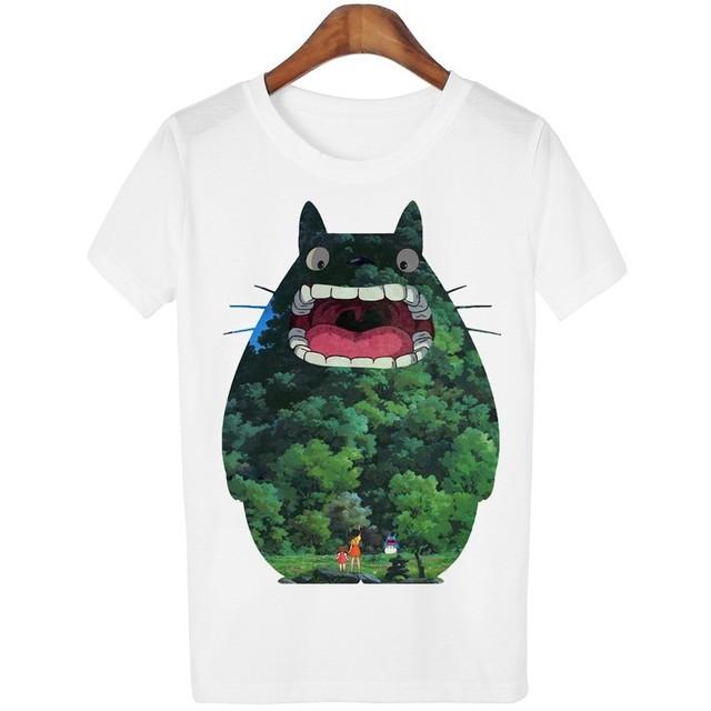 Cute Totoro T-shirt