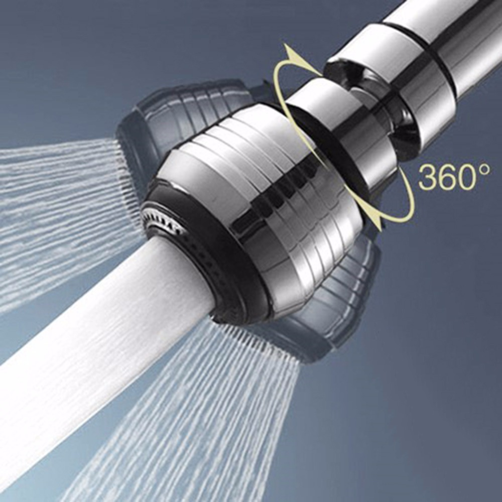 360 Rotate Swivel Faucet Nozzle Torneira Water Adapter Water Kitchen Accessories Drop Shipping