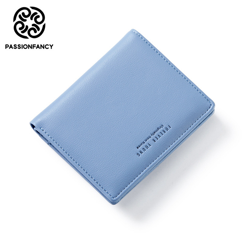 Wallet Women Lovely Leather Zipper Fashion Lady Women Wallets Small Solid Color Change Purse Hot Female Clutch carteira feminina fashion colorful lady lovely coin purse solid golden umbrella clutch wallet large capacity zipper women small bag cute card hold