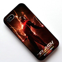 De Flash Seizoen 2 TV Serie Case Cover, Case voor Apple Iphone 4 s 5 5 s SE 5c 6 6 s 6 plus 6 s plus