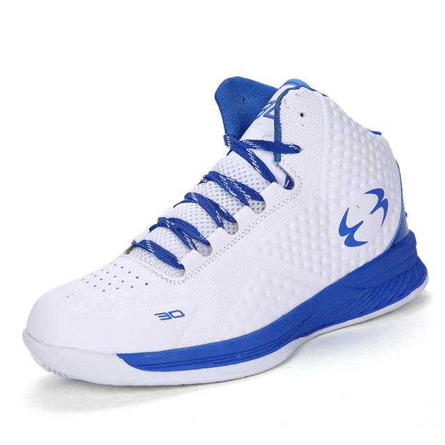 b3be11f39266 Basketball Shoes Men And Woman Professional Stephen Curry 1 Shoes High Top  Outdoor Cushioning Anti-slip Shoes Basketbol Ayakkabi
