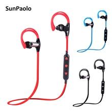 ФОТО earpiece wireless bluetooth earphones stereo 4.1 ipx7 earpods sports ear hook headphones mic fone de ouvido for iphone xiaomi