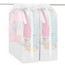 Dustproof Cloth Cover Bags Hanging Organizer Storage Waterpr