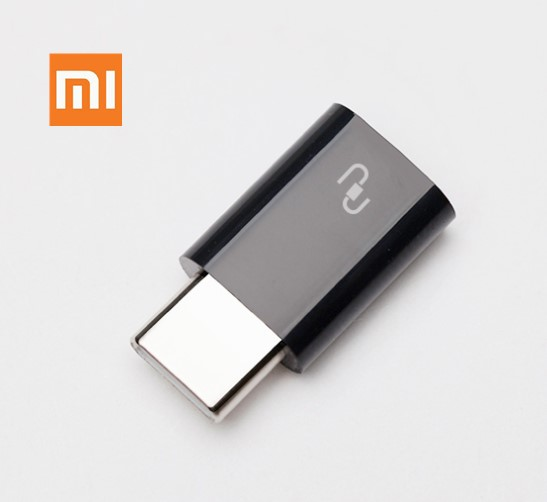 Original Xiaomi USB Type-C Adapter Micro USB Female To USB 3.1 Typec Type C Male Cable Converter Connector Fast Quick Charger