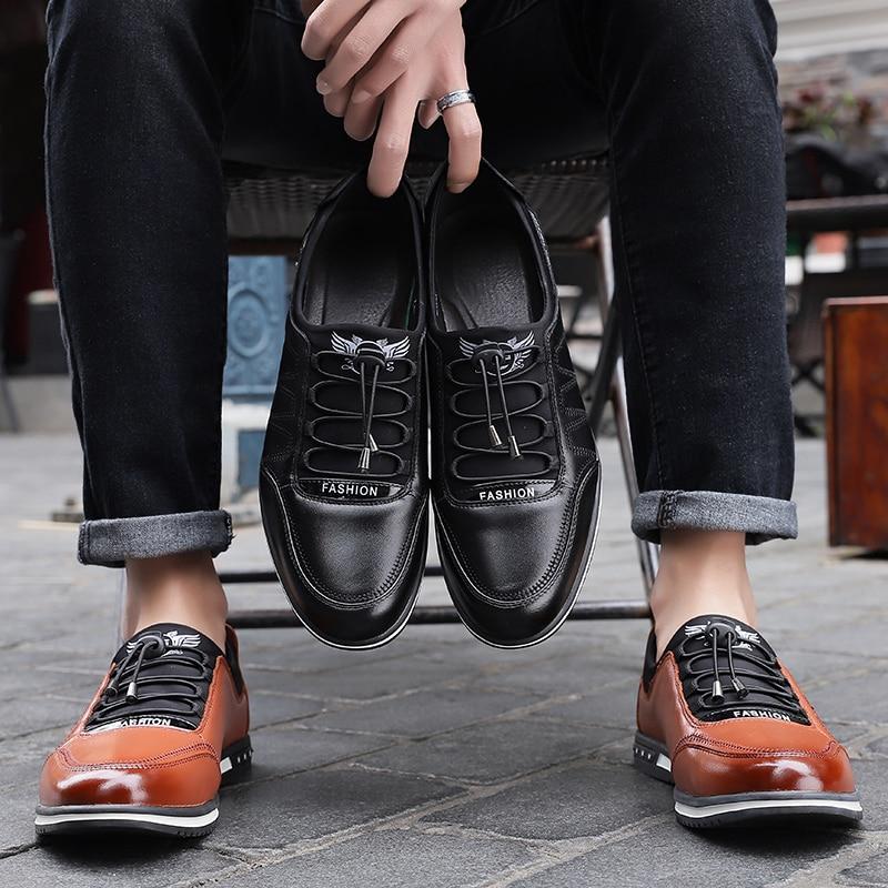 Spring autumn Men Shoes Breathable Mesh Mens Shoes Casual Fashion Low Lace-up Canvas Shoes Flats Zapatillas Hombre Plus Size 5