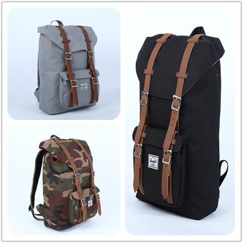f0380580f50 Free Shipping herschel genuine wholesale waterproof laptop backpack  shoulder bag men s casual backpack