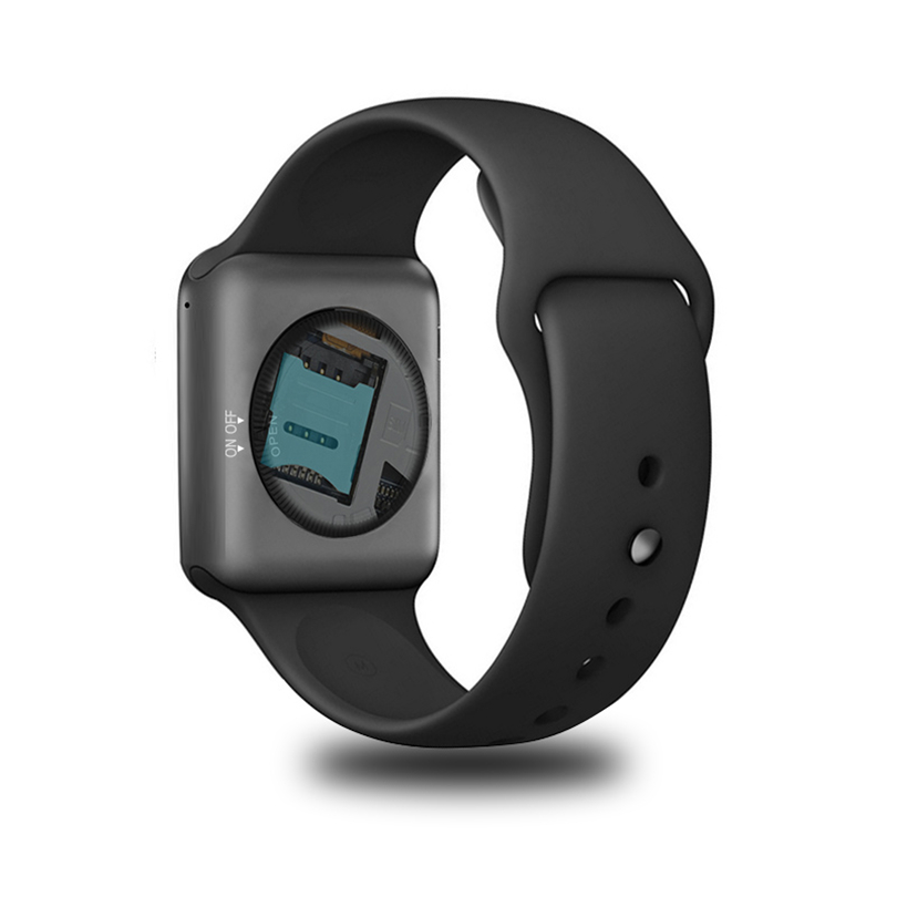 LF07 Bluetooth Smart Watch Support SIM Card Original Crown Operation Wearable Magic Knob for Apple iphone