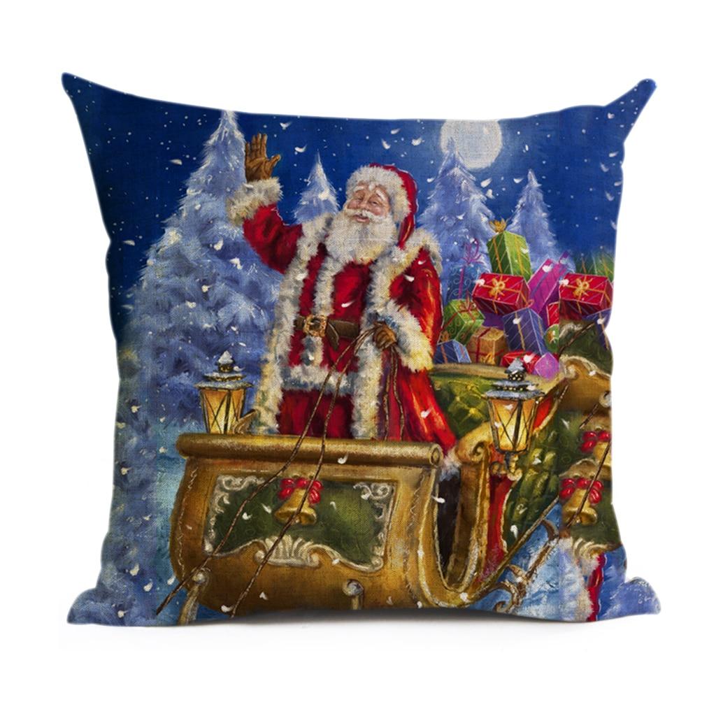 Μαξιλάρι Εξώφυλλο Χριστουγεννιάτικο - Αρχική υφάσματα - Φωτογραφία 6