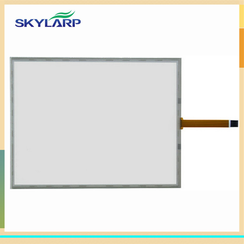 17 inch 355mm*288mm 5 wire Resistive Touch Screen Digitizer for cash register queuing machine Display Industrial equipment