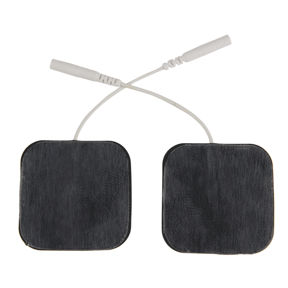 20pcs/set Tens Electrodes Replacement Pads Reuseable for Body Muscle Massager Drop Shipping new amumu traditional weaving patterns cotton guitar strap for classical acoustic folk guitar guitar belt s113
