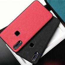 For Vivo Y81 Y83 Pro phone Case back Cover Anti-shock Business VIVO Y 83 81