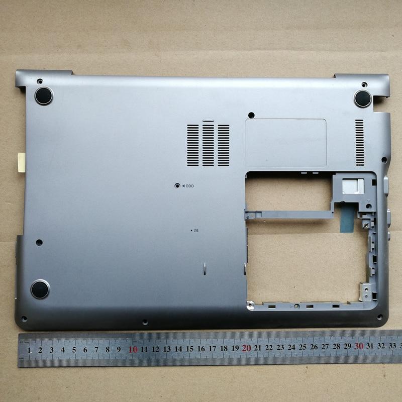 90% New laptop bottom case Base cover for samsung NP NP530U4C 530U4B 535U4C 532U4C BA75-03721B 14 new laptop bottom base case cover door for samsung np 350v5c np355v5c 355v5c