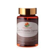 NaturalCure для лечения простатита в капсулах, лечения простаты, снятия боли в простате и решения проблем мочеиспускания 50 таблеток