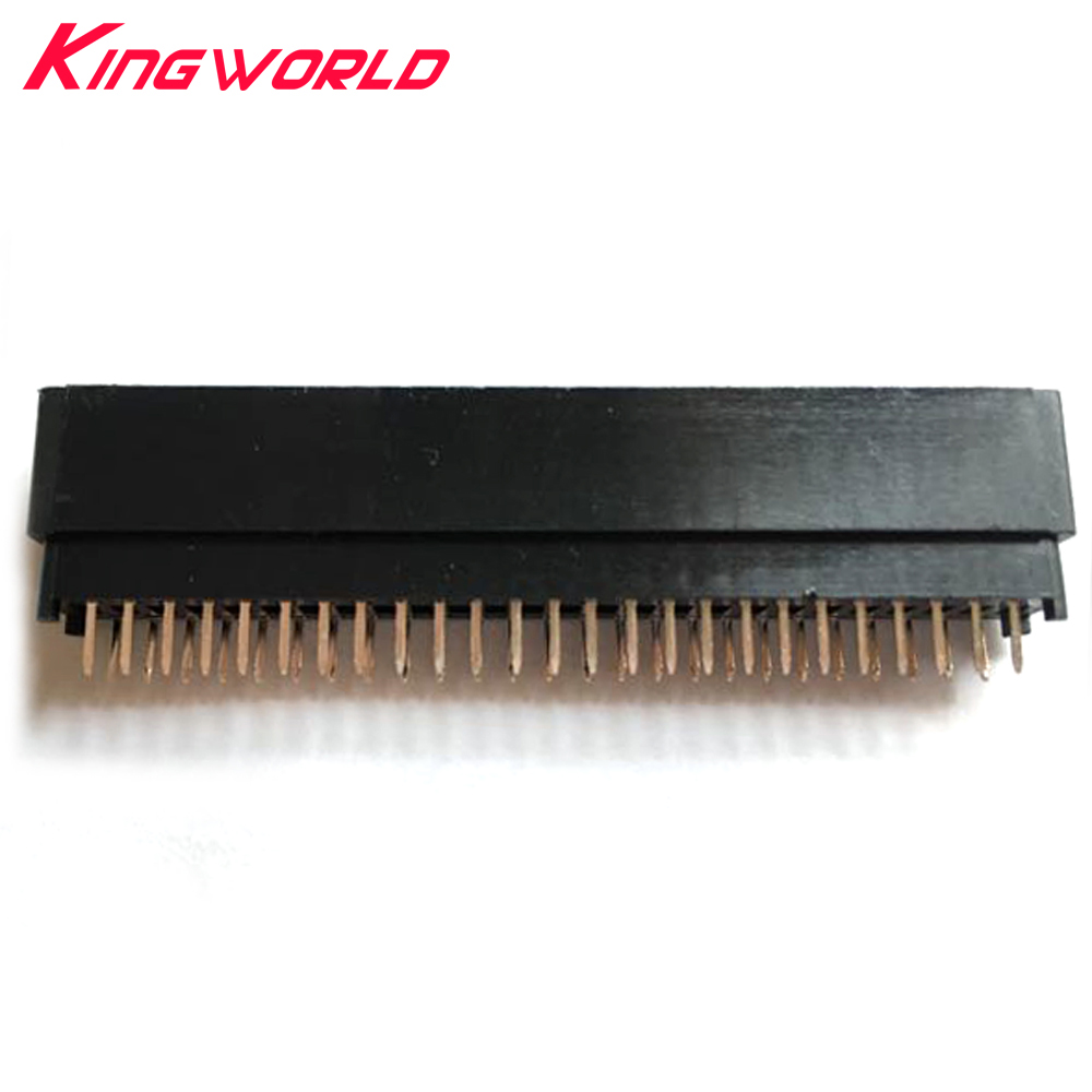 2.54mm 50Pin Interval Card Slot For Sega Mark III Console Replacement Part