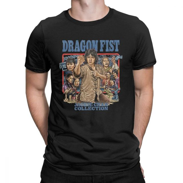 Men's Dragon Fist Jackie...