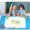 Funny Water Drawing Painting Writing Mat Board Magic Pen Doodle Gift 100cmX70cm Big Size Coloring Books