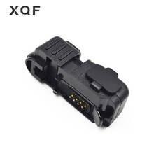 Headset Audio Adapter Converter for Motorola MTP3250 DP2400 MTP3200 XiR P6620 DP2000 Walkie Talkie CB Radio