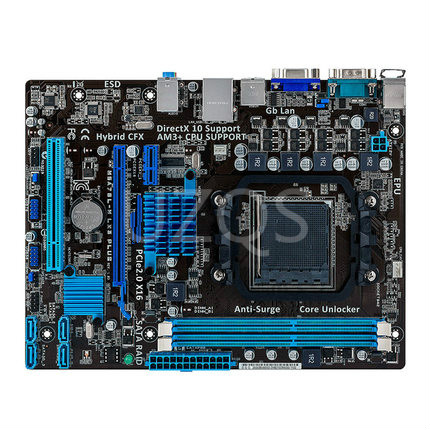 все цены на Used, 100% original Desktop motherboard for Asus M5A78L-M LX3 PLUS Integrated graphics DDR3 AM3+ mainboard