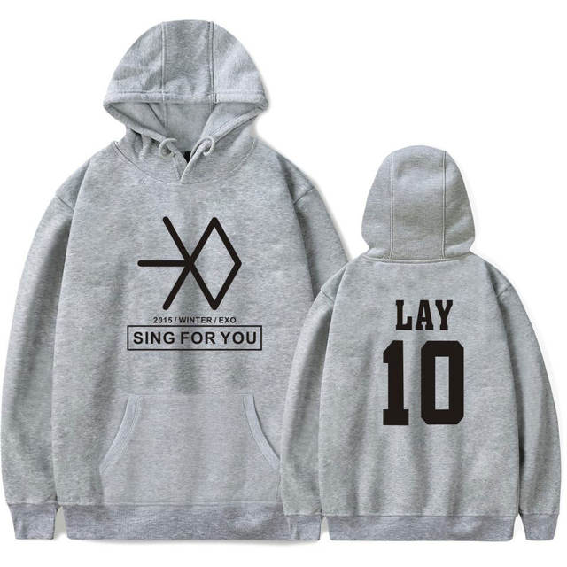 EXO SING FOR YOU HOODIE (24 VARIAN)