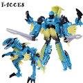 Chegam novas hot toys 4 deformação carro robô anime dragão figura de ação modelo brinquedos crianças menino brinquedos clássicos presentes juguetes