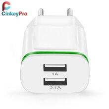 Cinkeypro порты данных light plug ес ipad мобильный стены зарядное устройство