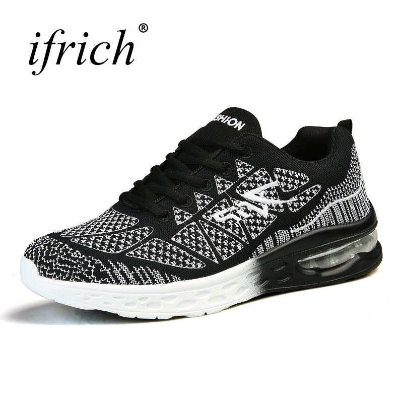 Hot Sale Walking Outdoor Sport Shoe Women Lace Up Jogging Sneakers Air Cushion Ladies Shoe Training Mesh Breathable Girl Runners