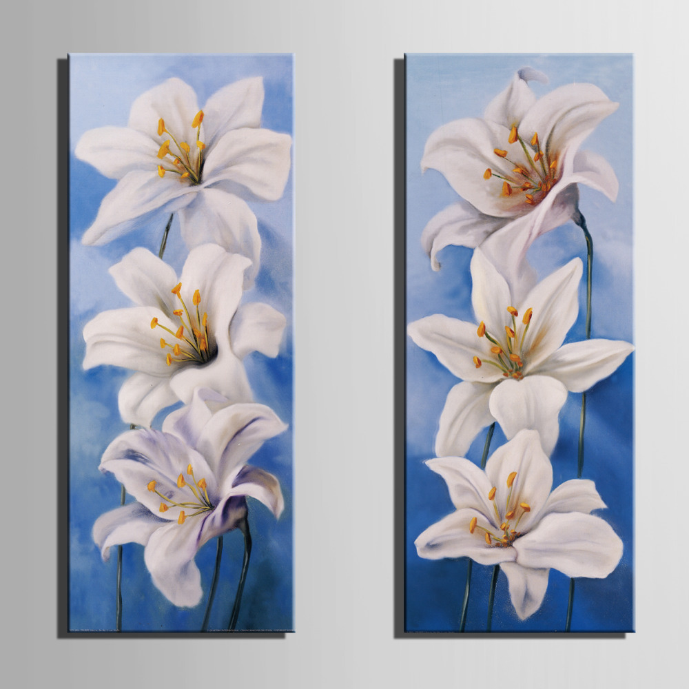 Hd Flowers Canvas Art Print Painting Poster Print Wall Pictures For Home Decoration Wall Decor Wall Art 15081701