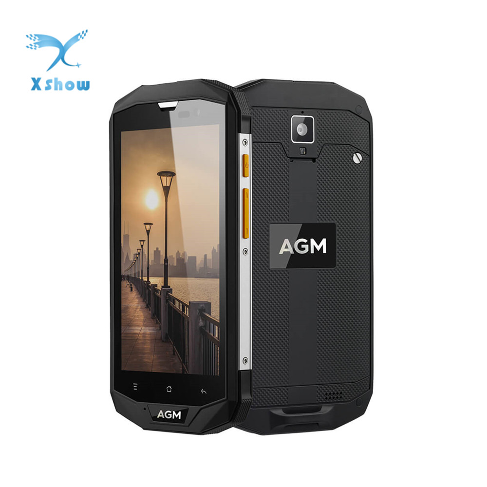 AGM A8 4G IP68 Waterproof Smartphone Android 7 0 5 0 inch MSM8916 Quad Core 1