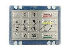 ミニ金属数値キーボードパスワードキーボード医療キーボード