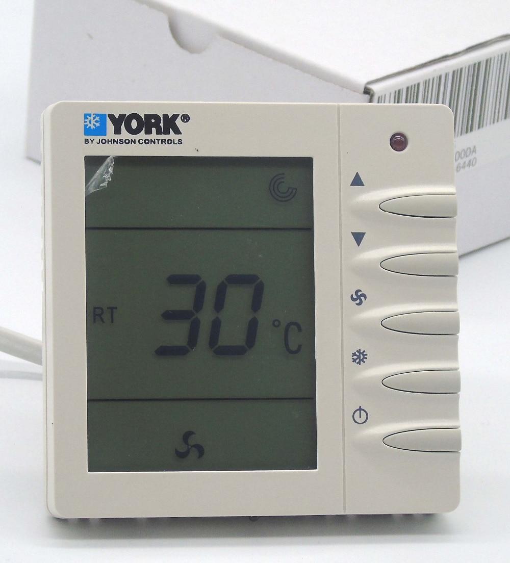 York Thermostat Wiring