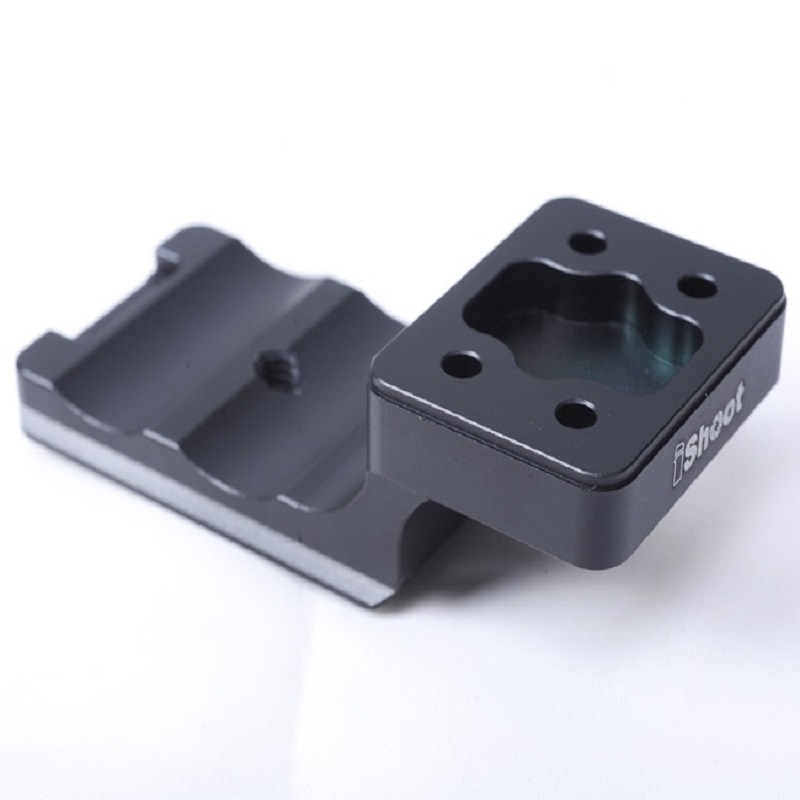 Support de trépied de pied de collier d'objectif Base de support pour Canon EF 200mm f/2L est USM/300mm f/2.8L est II USM/400mm f/2.8L est II USM RRS