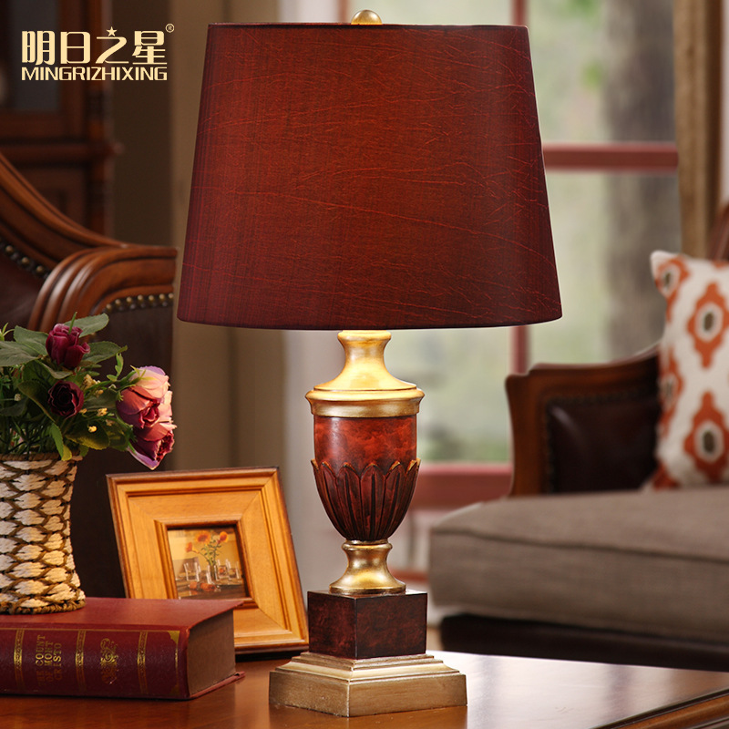 title | Red Table Lamps For Living Room