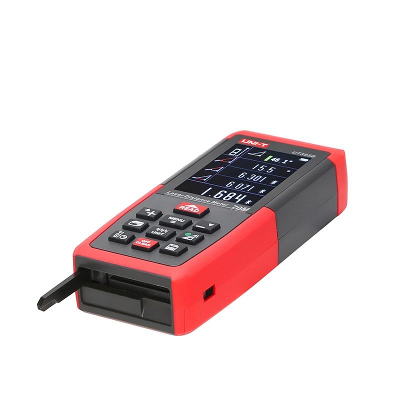 UNI-T UT395B Misuratori di distanza laser professionali Prova di - Strumenti di misura - Fotografia 5