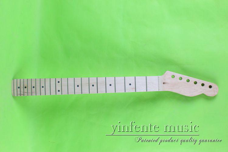 Фотография 25 inch  Guitar neck electric guitar neck Solid wood 22 fret New   MAPLE  FINGERBOARD  nut width 44,95 mm  and 56 mm width