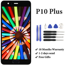 For P10 Plus VTR L09 LCD Screen 1PC 100% Tested No Dead Pixel New 5.5 inch Replacement Display Touch Digitizer Compatible