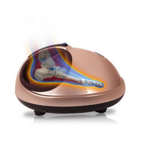 Healthsweet Electric Antistress foot massager Foot massage machines foot care device leg massage device with Heating healthsweet u shape electric massage