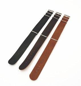 Оптовая продажа, 10 шт./лот, высокое качество, 16 мм, 18 мм, 20 мм, 22 мм, 24 мм, искусственная кожа, ремешок для часов, ремешок для 3 вида цветов