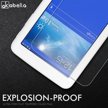 цена на Full Covers 9H Tempered Glass For Samsung Galaxy Tab 3 lite 7.0 Tab E T110 T111 T116 7.0 inch Screen Protector Protective Film