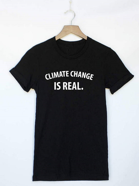 Climate Change Is Real...