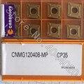 CNMG120408-MP CP35 10 шт. карболоидные карбидные вставки