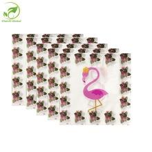 20pcs Flamingos Napkins Tissue Paper 100% Virgin Wood Tissue Kids Birthday Party Decor Wedding Party Festive Decor