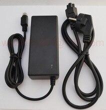 1 шт., адаптер переменного тока 24 В, 3 А, 3pin, зарядное устройство для NCR RealPOS 7197, POS, термопринтер для принтеров EPSON PS180 PS179 + кабель